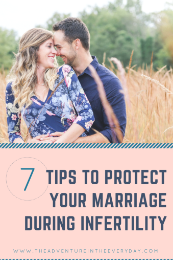 Tips to Protect your marriage during infertility