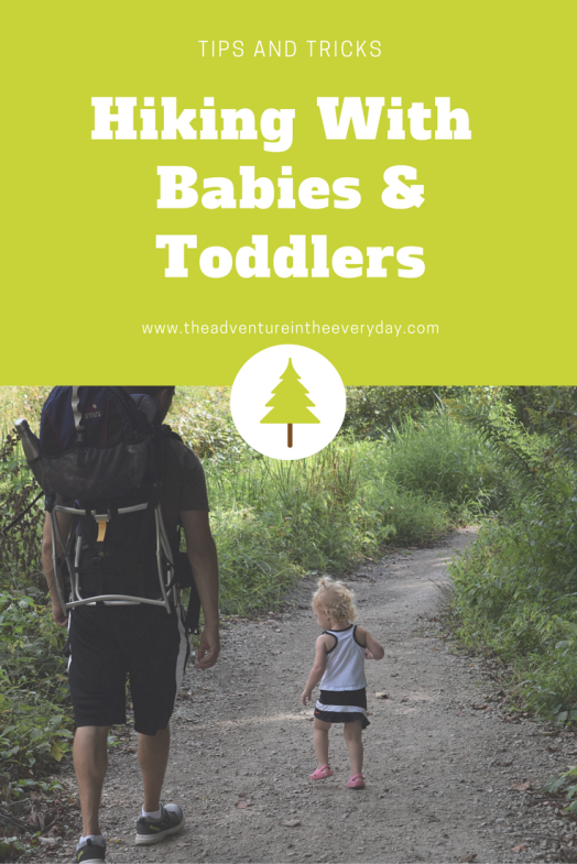 Hiking With Babies & Toddlers